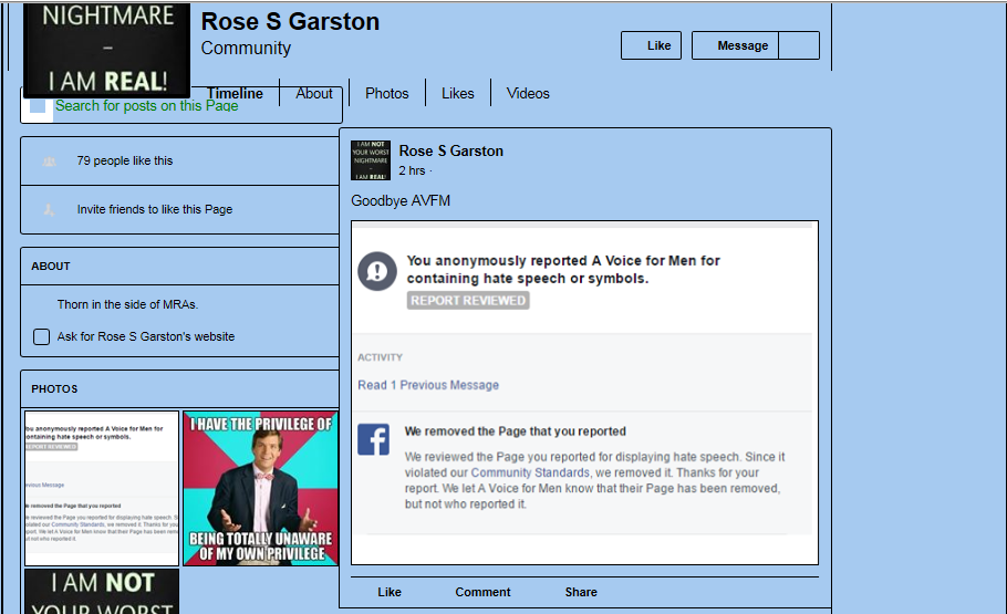 Rose S Garston